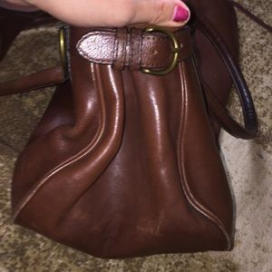 Banana Republic Bags - Brown Leather Banana Republic Purse 👜